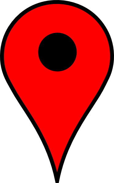 Map-red-pointer